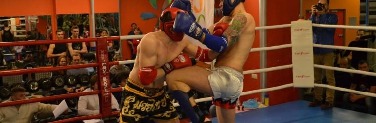 тайский бокс тренировки (спарринг)
