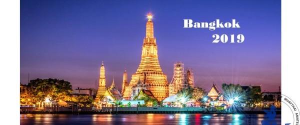 Чемпионат мира по тайскому боксу 2019