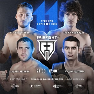 Fair Fight XI