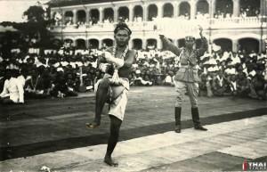 Первый стадион тайского бокса